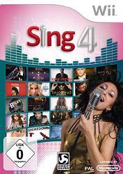 Descargar Sing 4 [MULTI5][PAL][WiiERD] por Torrent